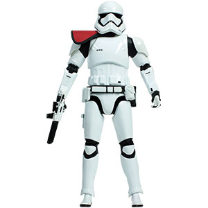 Stormtrooper Officer The Force Awakens