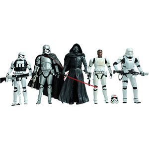 Stormtrooper Deluxe Gift Set 5-Pack