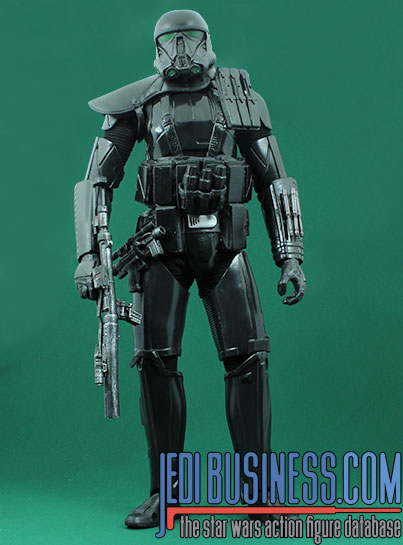 Death Trooper figure, DisneyEliteSeriesPremium2016