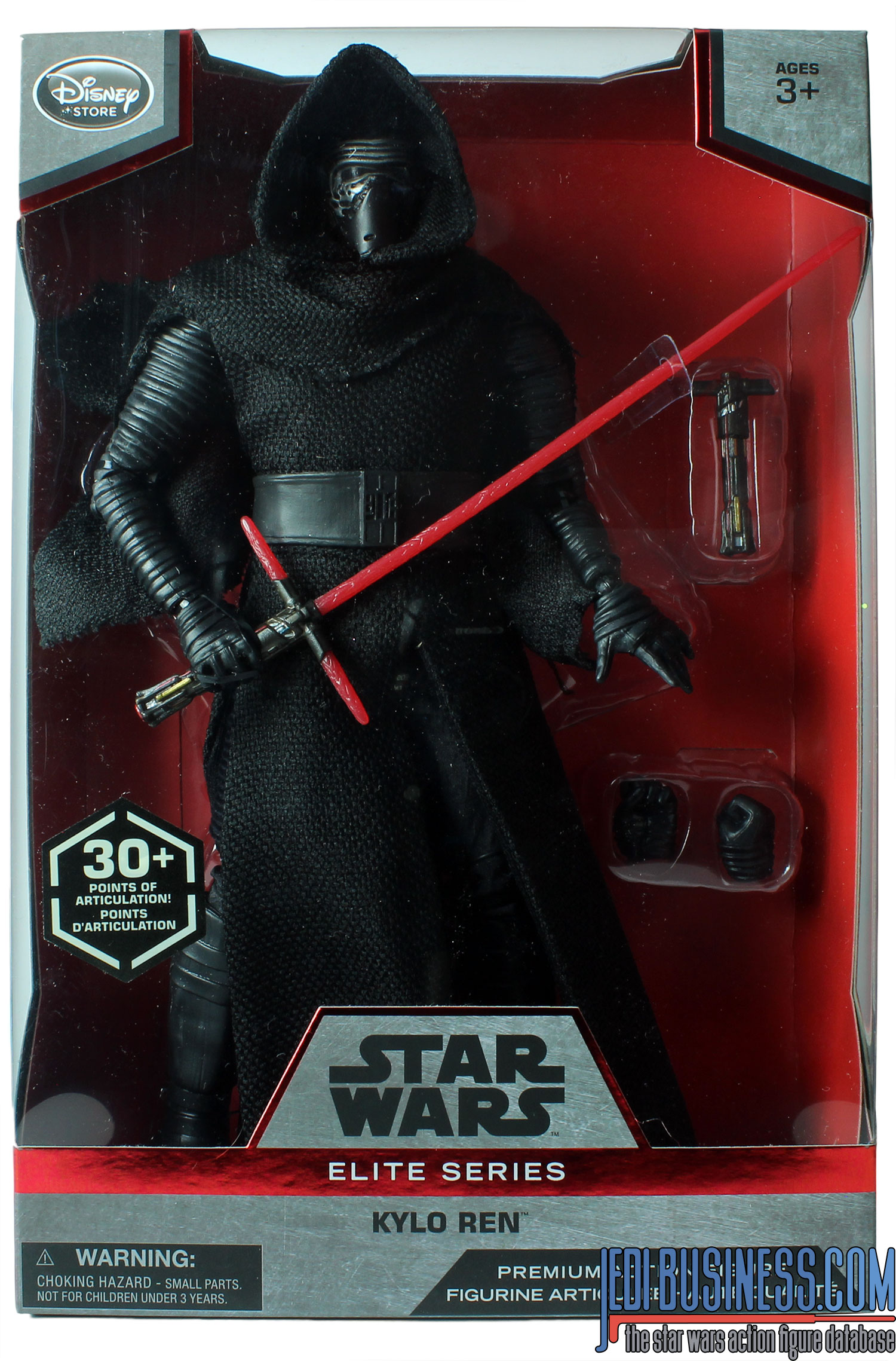 Kylo Ren The Force Awakens