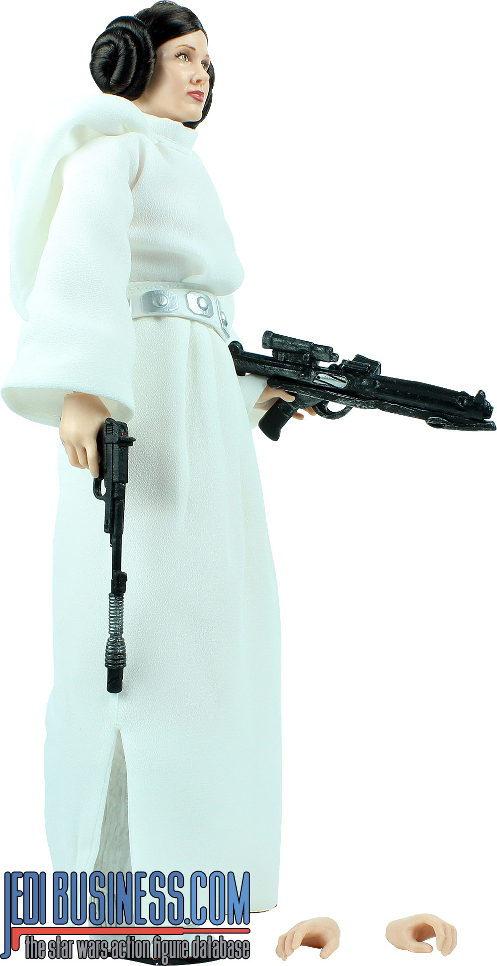 Princess Leia Organa, A New Hope