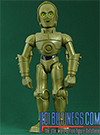 C-3PO, With R2-D2 figure