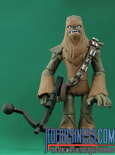 Chewbacca figure, StarWarsToyBoxVehicles