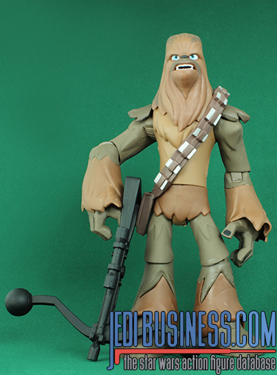 Chewbacca figure, StarWarsToyBoxBasic