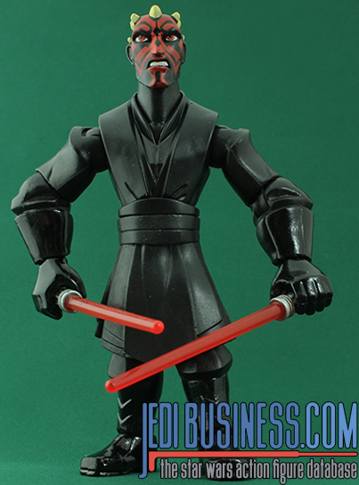 Darth Maul figure, StarWarsToyBoxBasic