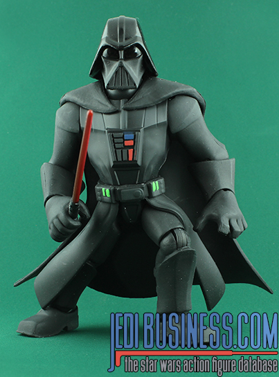 Darth Vader figure, StarWarsToyBoxBasic