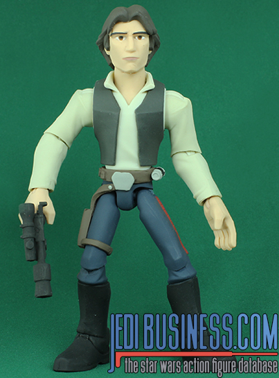 Han Solo figure, StarWarsToyBoxBasic