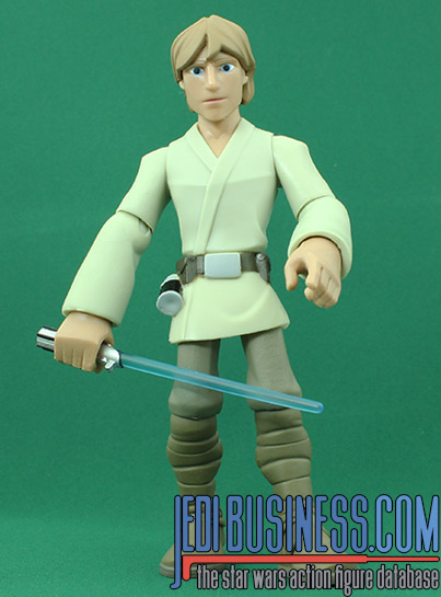 Luke Skywalker figure, StarWarsToyBoxBasic