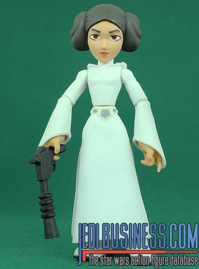Princess Leia Organa figure, StarWarsToyBoxBasic