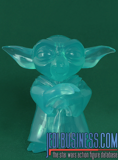 Yoda figure, StarWarsToyBoxBasic