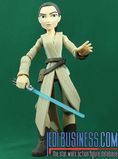 Rey figure, StarWarsToyBoxBasic