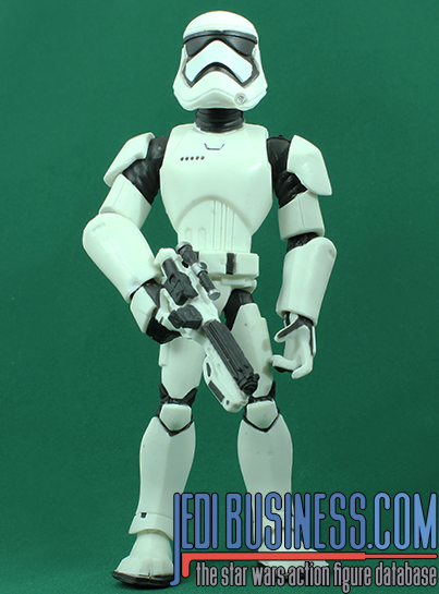 Stormtrooper figure, StarWarsToyBoxBasic