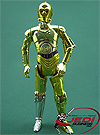 C-3PO, Sector 2 Security 3-pack figure