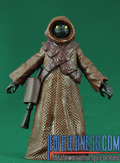 Jawa With Sandcrawler Vehicle The Disney Collection