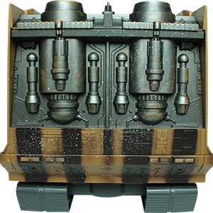 Gonk Droid With Sandcrawler Vehicle