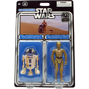 C-3PO 40th Anniversary 2-Pack