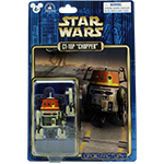 "C1-10P ""Chopper"" Star Wars Rebels"