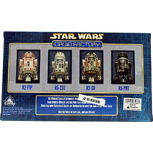 R5-232 2018 Droid Factory 4-Pack