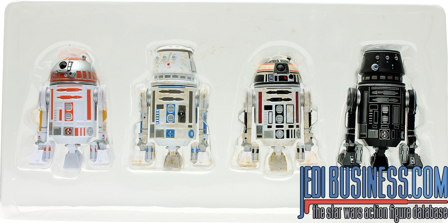 R5-232, 2018 Droid Factory 4-Pack