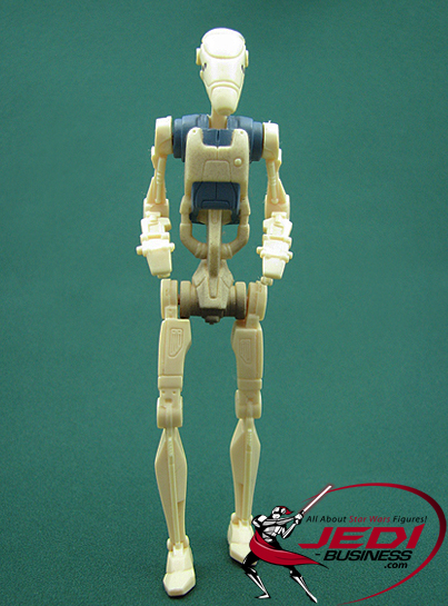 Battle Droid figure, Episode1vehicle