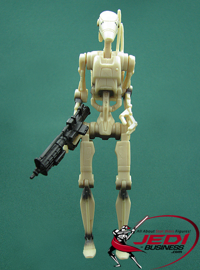 Battle Droid figure, Episode1Basic1