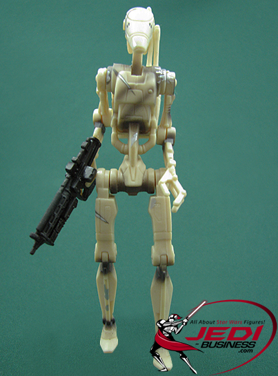 Battle Droid figure, Episode1