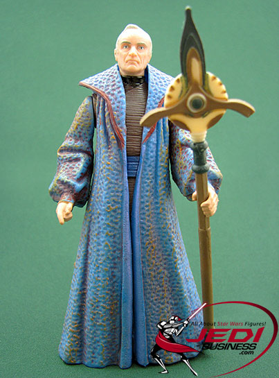 Finis Valorum figure, Episode1