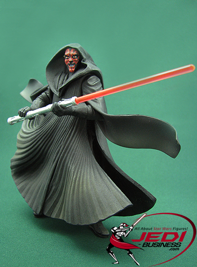 Darth Maul figure, Episode1cinemascene