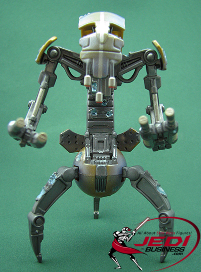 Destroyer Droid Battle Damaged