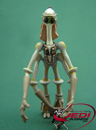Gasgano figure, Episode1