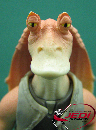 Jar Jar Binks The Phantom Menace The Episode 1 Collection
