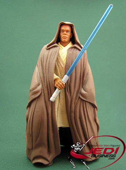 Mace Windu figure, Episode1Basic3