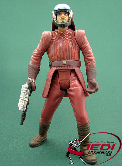 Naboo Royal Guard figure, Episode1Basic2