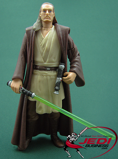 Qui-Gon Jinn figure, Episode1