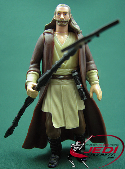 Qui-Gon Jinn figure, Episode1creature