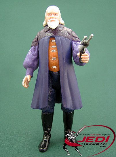 Sio Bibble figure, Episode1