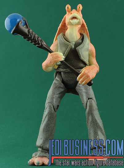 Jar Jar Binks figure, Episode1creature
