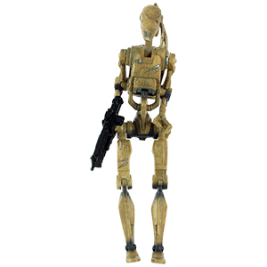 Battle Droid Dirty