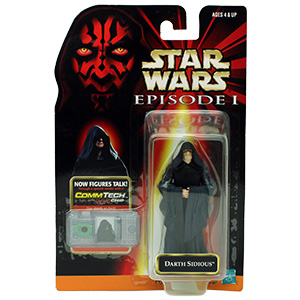 Palpatine (Darth Sidious) The Phantom Menace