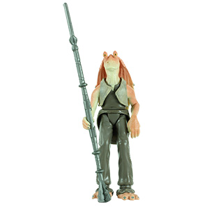 Jar Jar Binks The Phantom Menace