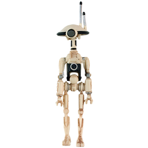 Pit Droid With Gasgano