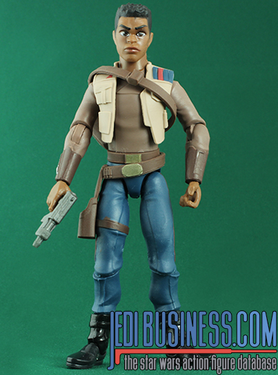 Finn figure, GalaxyBasic