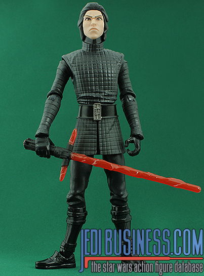 Kylo Ren figure, Galaxy2Packs