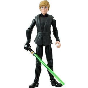 Luke Skywalker Lightsaber Slash!