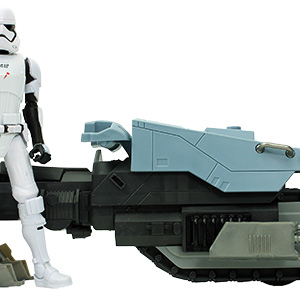 First Order Driver With Treadspeeder
