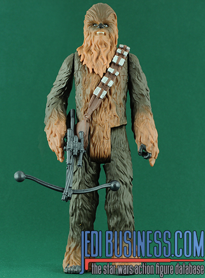 Chewbacca figure, goabasic
