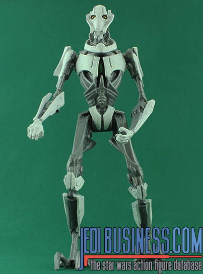 General Grievous figure, goabasic