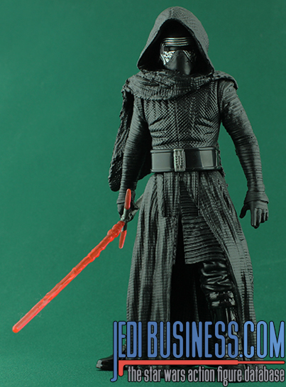 Kylo Ren figure, goabasic