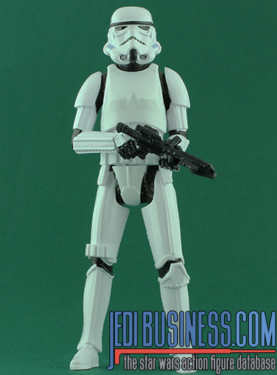Stormtrooper figure, goabasic