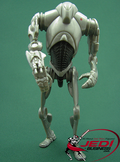 Super Battle Droid figure, M2ClassI